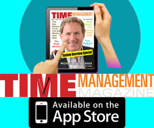My Article Was Featured In Time Management Magazine