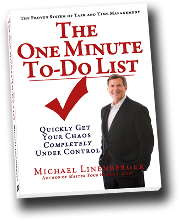 The One Minute To-Do List