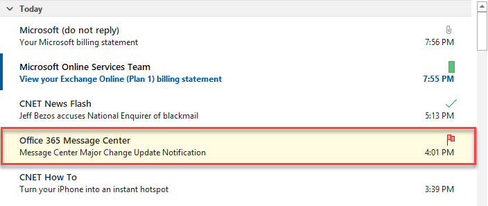 Another Good New Feature in Latest Windows Outlook | Michael